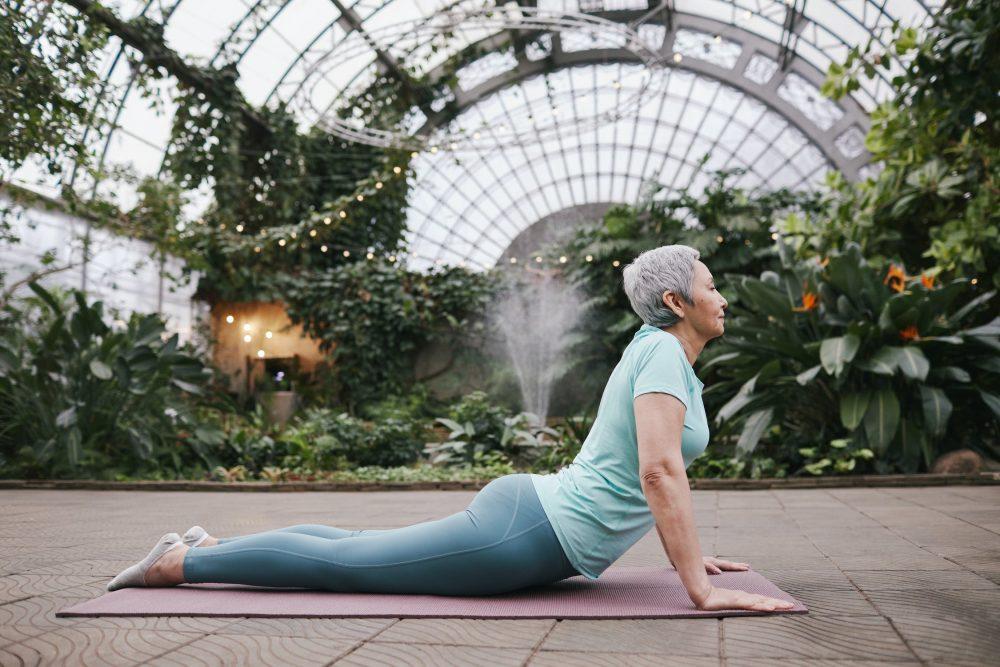 Le sport peut-il aider les personnes âgées à entretenir leur équilibre ?