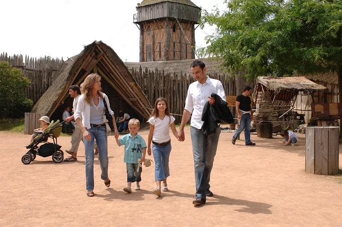 Une vacance en famille à Puy du Fou