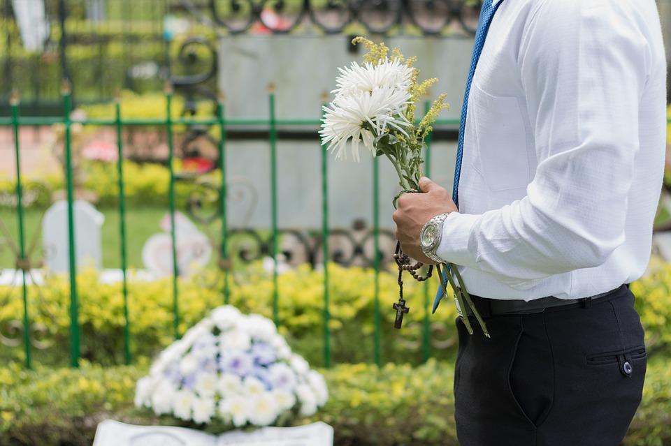 Comment choisir la couronne funéraire ?
